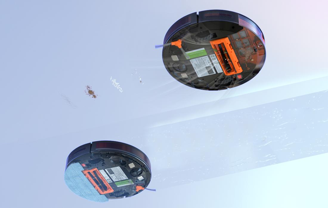 Kyvol-E31-põhjaalt-vaade